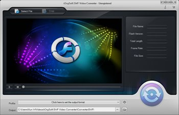 iOrgsoft SWF Video Converter